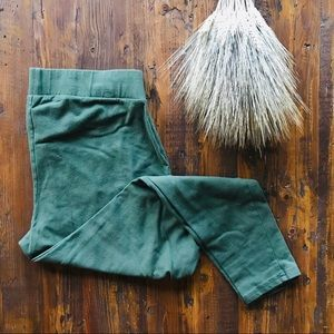 Olive Green Torrid Legging